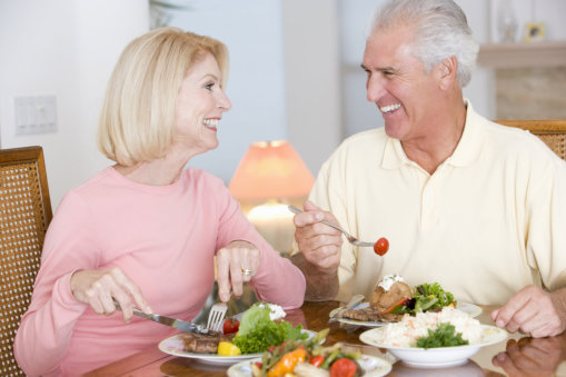 Nutrition Tips for Seniors This Summer