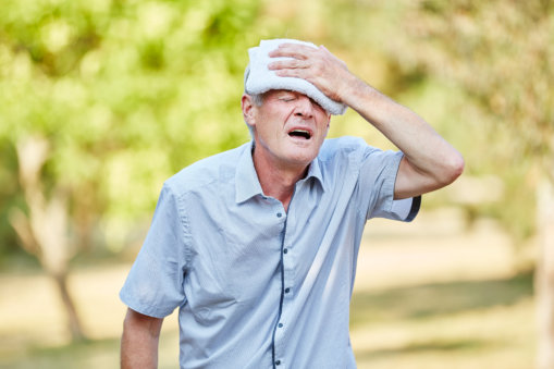 What You Need To Know: Heat Illness and Seniors